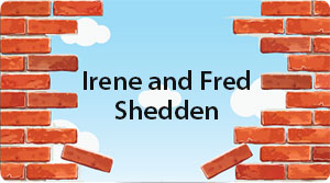 Irene and Fred Shedden