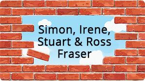 Simon, Irene, Stuart & Ross Fraser